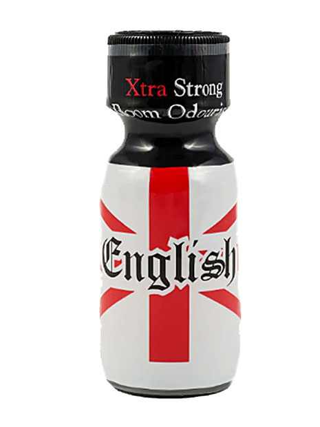 Попперс English (Англия) 25мл