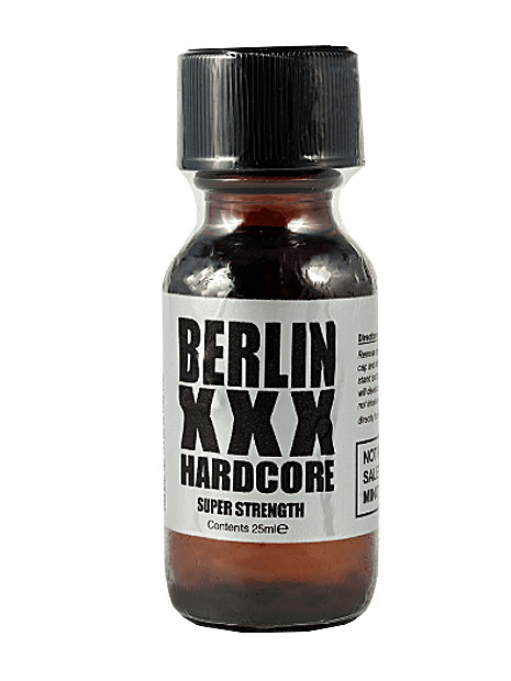 Попперс Berlin XXX (Англия) 25мл