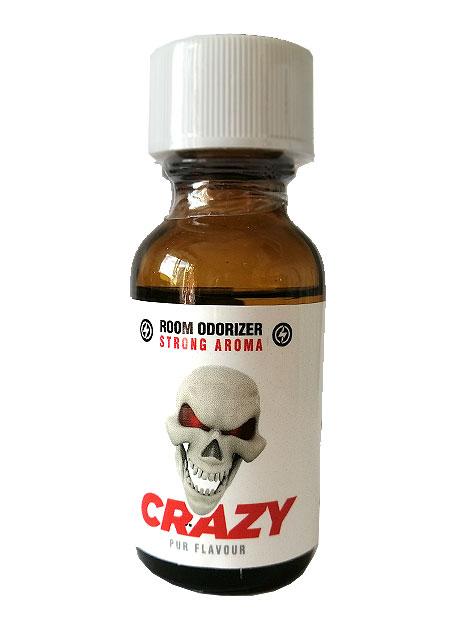 Попперс Crazy (Франция) 25 мл